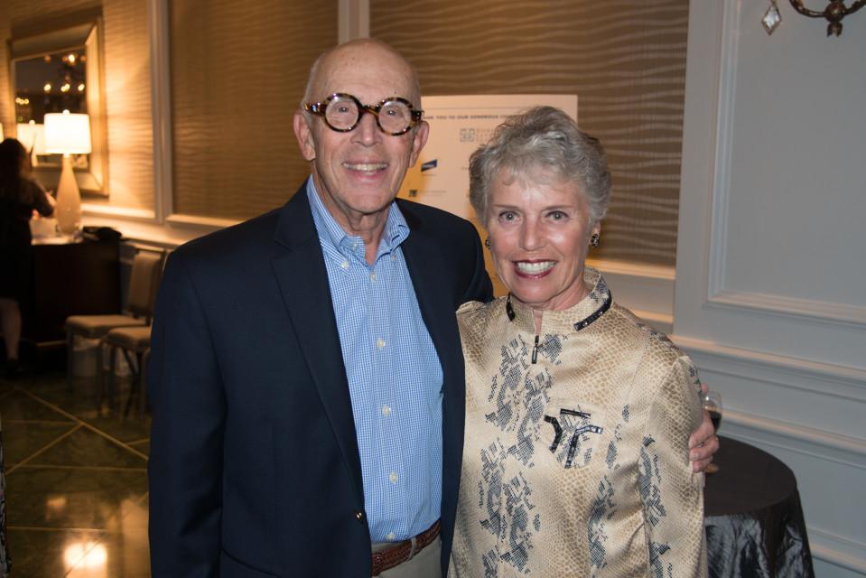 Alan and Stephanie Hochfelder