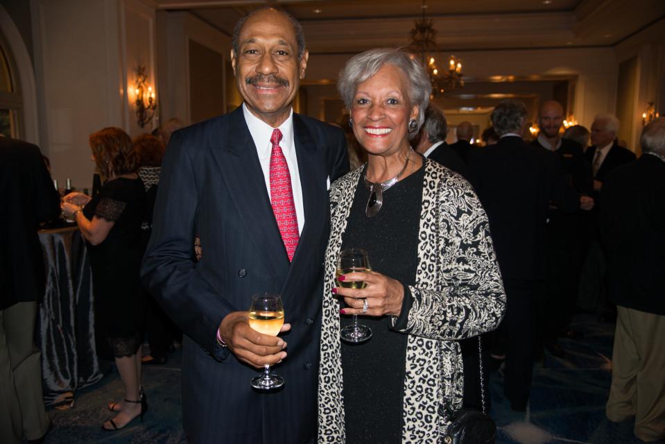 Greg and Lorraine Mathews