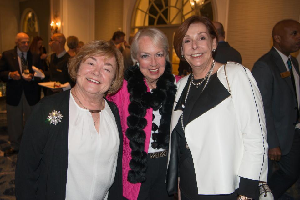 Helen Dennis, Barbara Campo, Patsy Chotin