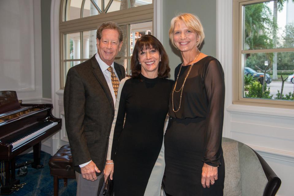 Steven and Pam Krouse, Teresa Wartgow