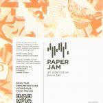This Saturday – Paper Jam! An Alternative Book Fair